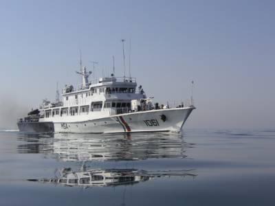 Pakistan Maritime Security Agency arrests 10 suspects in North Arabian Sea