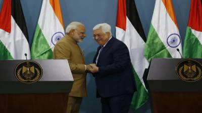 Palestine appeals to int'l community to demand future negotiations
