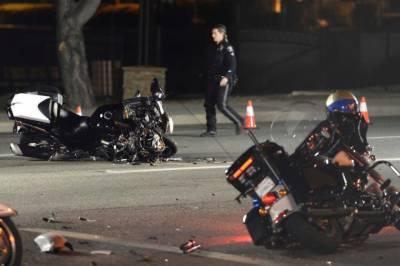 PM Justin Trudeau motorcade hits mishap