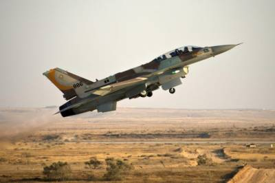 Shooting down of Israeli fighter jet reveals Syrian Army Power
