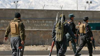 Six Afghan police officials killed in Helmand