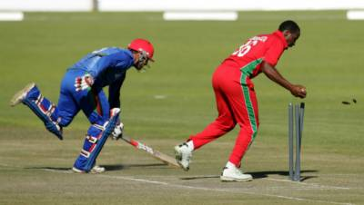 2nd ODI: Zimbabwe beat Afghanistan by 154 runs