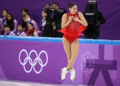 American figure skater Mirai Nagasu makes history