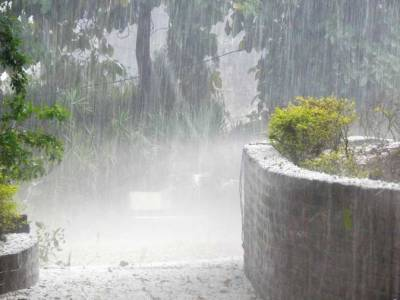 Intermittently rain, snowfall continue in parts of country
