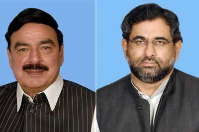 Supreme Court dismisses Sheikh Rashid plea against PM Shahid Khaqan