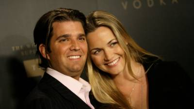 Vanessa Trump, the wife of Donald Trump Jr. Hospitalised after exposed to white powder
