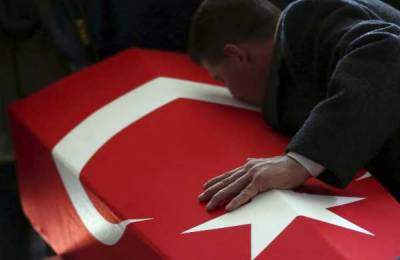 174 Turkish Soldiers killed, injured in Operation Olive Branch in Syria