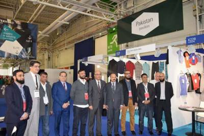 27 Pakistani companies are showcasing products at Texworld exhibition in Paris
