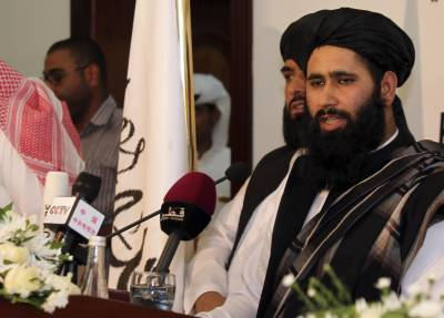 Afghan Intelligence Chief, NSA in secret talks with Taliban separately at two fronts