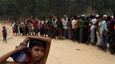 Bangladesh signs deal to involve UN for repatriation of Rohingya refugees
