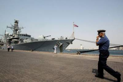 Britain towing US line on South China Sea to irk Beijing