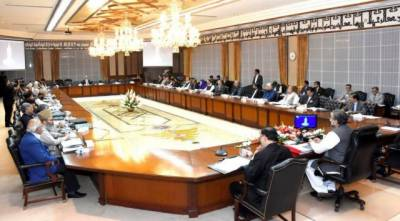 Federal Cabinet meeting approves LNG import from Oman, Italy