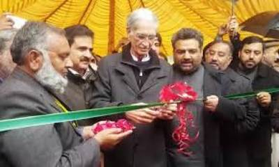 First ever Zoo in KP province inaugurated