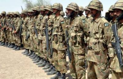 Pakistan Army to recruit soldiers from entire Thar region