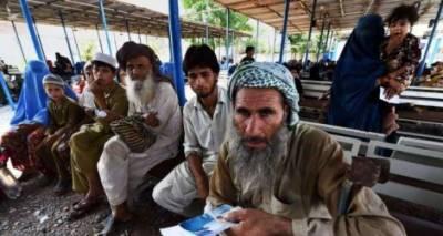 800,000 unregistered Afghans registered under Afghan Citizen Card project