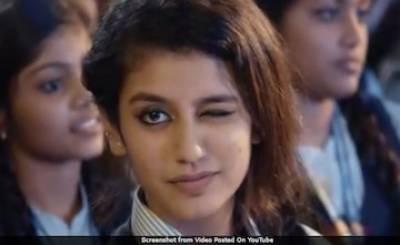 Actress Priya Parkash breaks silence over her video clip sensation