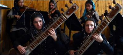 Afghan music institute Metallica wins music Nobel prize