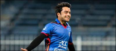 Afghanistan's Rashid Khan crushes Zimbabwe's batting order in Sharjah