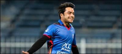 Afghanistan's Rashid Khan crushes Zimbabwe's batting order in Sharjah