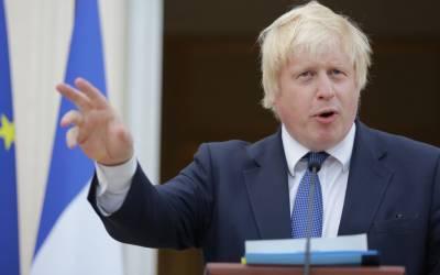 British Foreign Secretary Boris Johnson lauds Pakistan's counter terrorism fight