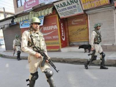 Complete shutdown in various districts of Kashmir, Internet and mobile services suspended