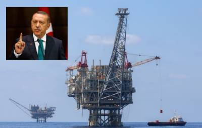 Erdogan warns Greece, Cyprus over gas search, Aegean islets