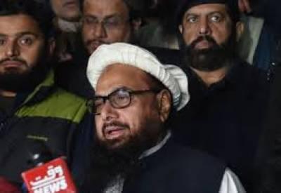 Hafiz Saeed led JuD, FIF assets freezed in Pakistan