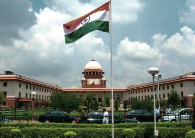 How can a corrupt and convict head a political party, asks Indian Supreme Court Chief Justice