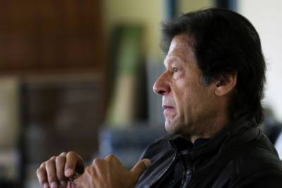 Imran Khan reacts over his comparison with Donald Trump