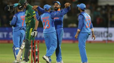 India beat South Africa by 73 runs in 5th ODI to clinch series