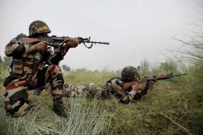 India has committed 1394 ceasefire violations along LoC in 2017
