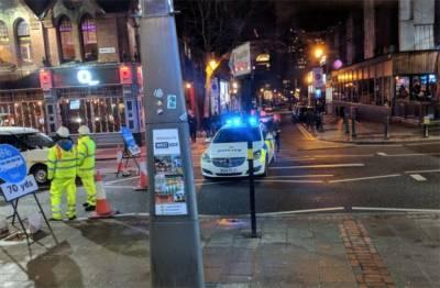 Massive Explosion rocks Birmingham
