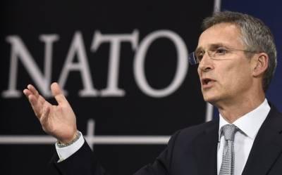 NATO chief warns EU