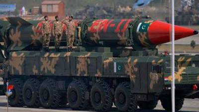 pakistan is developing new types of advanced nuclear weapons us spy