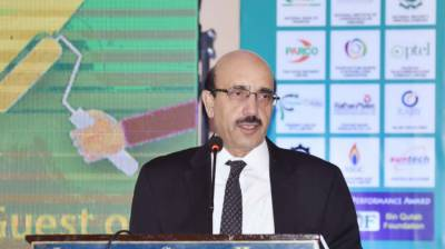 Work under way on four CPEC projects in AJK: AJK President