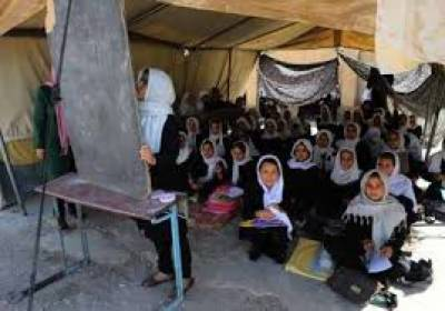 Afghan Taliban open schools under their area of supervision in Helmand
