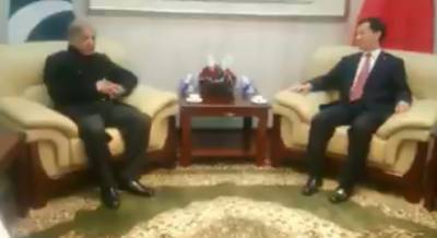 Chinese Consul General calls on Punjab Chief Minister in Lahore