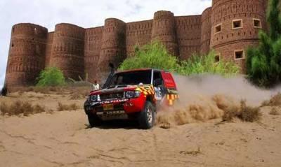 Cholistan Desert Jeep Rally begins on Thursday