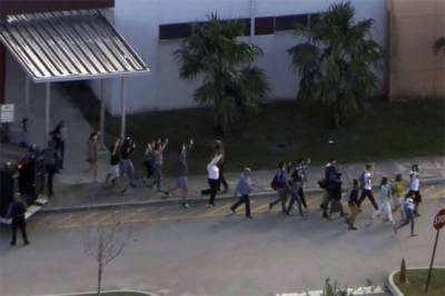 Florida High School shooting, atleast 17 killed: media report