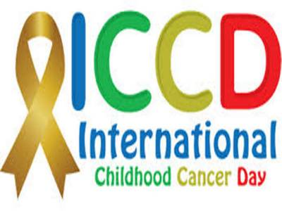 Int'l Childhood Cancer Day being observed today