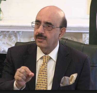 Kashmiris struggling with new spirit for right to self-determination: Masood