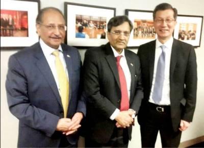 Pakistan desires to extend trade ties with Canada: Pervaiz Malik