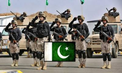 Pakistan Military contingent to be deployed in Saudi Arabia