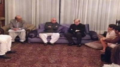 Shahbaz visits late Asma Jahangir's residence to condole with bereaved family
