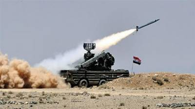 Syrian Air Defence repel Israeli surveillance aircraft over its territory