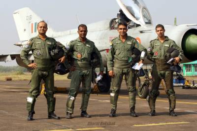 Two Indian Air Force pilots killed in a plane crash in Assam