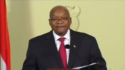 Zuma resigns in face no-confidence move in Parliament