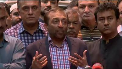 Farooq Sattar surrenders before Amir Khan Group