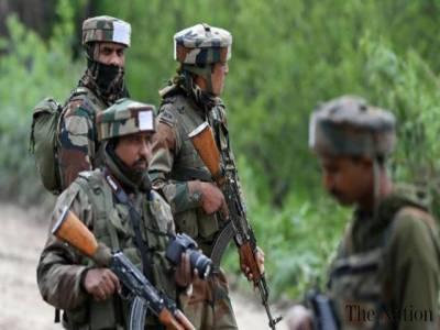 Indian Army martyrs two Kashmiri boys in a fake encounter