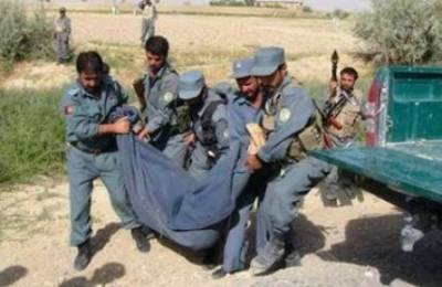 Afghan Taliban kill 10 police officials, capture post and weapons